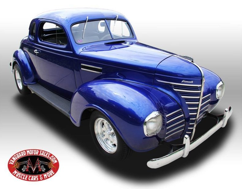 1939 Plymouth Street Rod | Vanguard Motor Sales