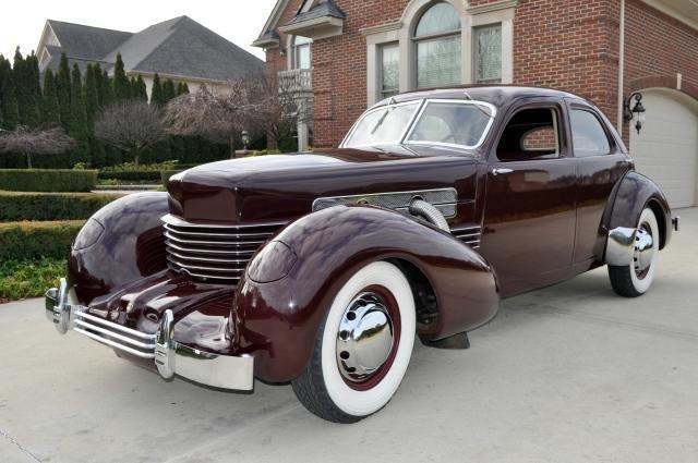 1936 Auburn Cord