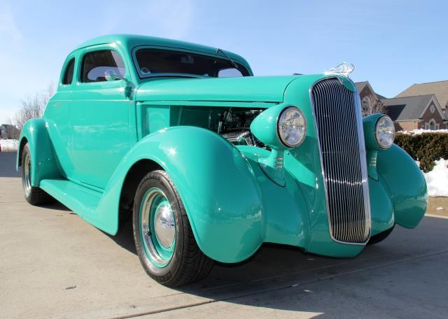 For Sale 1936 Plymouth Street Rod