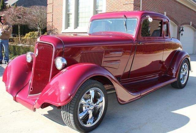1934 Plymouth Street Rod
