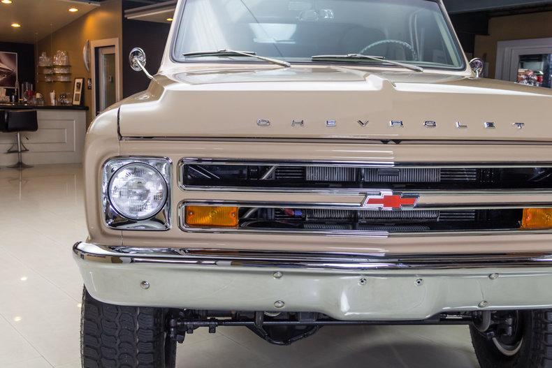 1967 chevrolet c30 vanguard motor sales for Vanguard motor sales inventory