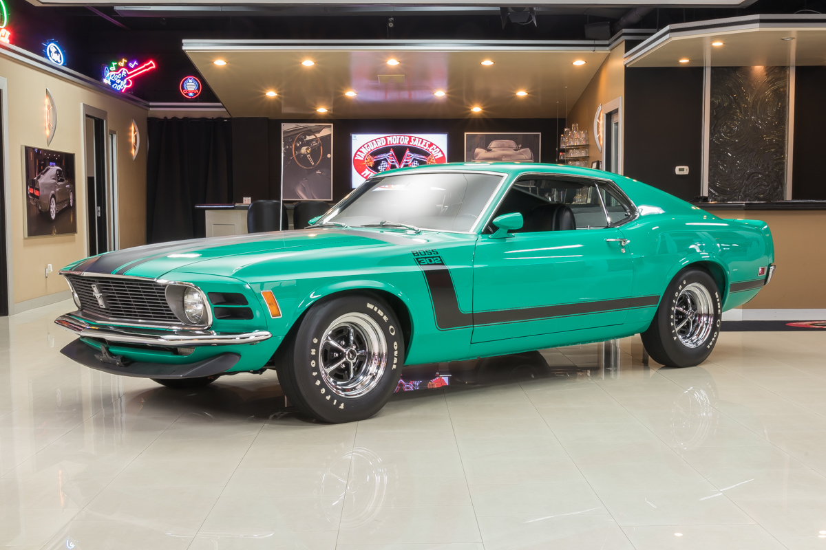 1970 Ford Mustang Classic Cars For Sale Michigan Muscle Old Gt Fastback
