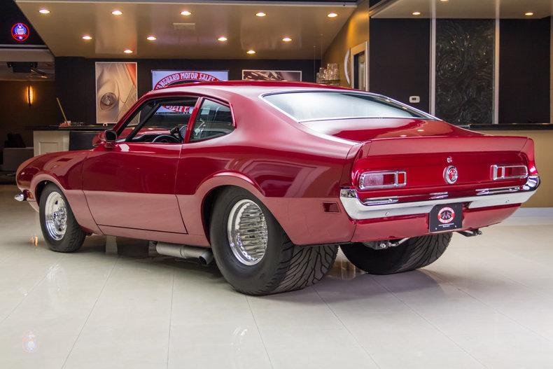 1970 Ford Maverick Vanguard Motor Sales