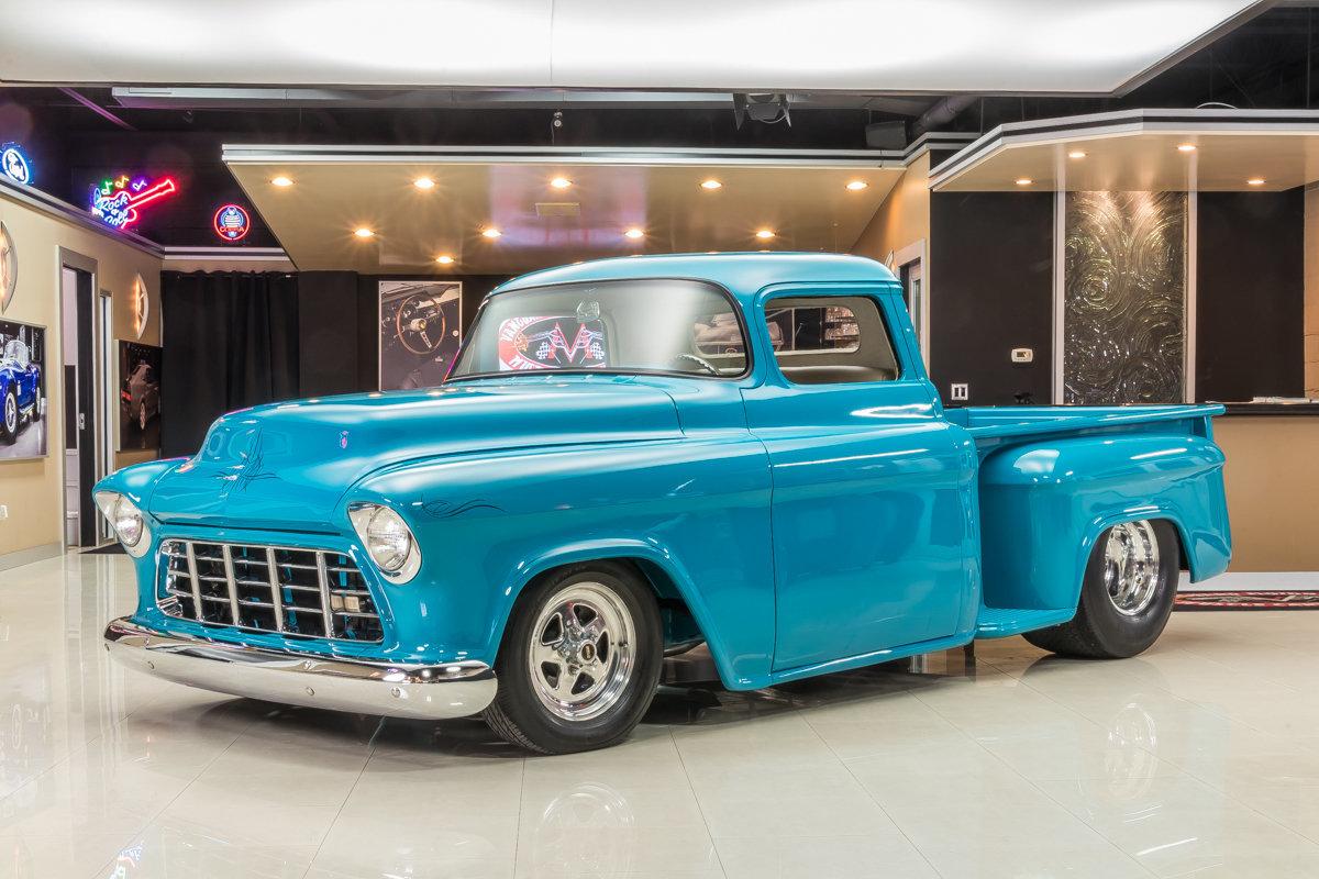 1955 Chevrolet 3100 Vanguard Motor Sales
