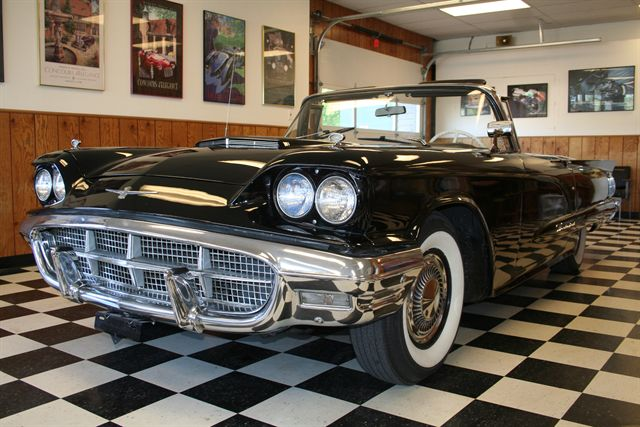 For Sale 1960 Ford Thunderbird