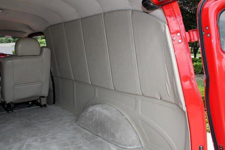 1950 1950 Chevrolet Panel Truck For Sale