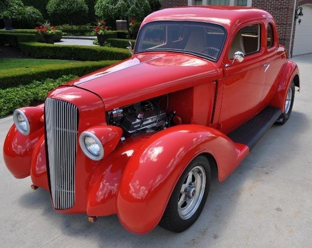 1936 Dodge Street Rod Classic Cars For Sale Michigan
