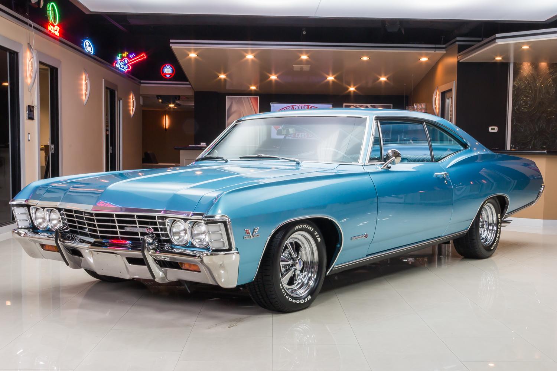 1967 Chevrolet Impala Vanguard Motor Sales
