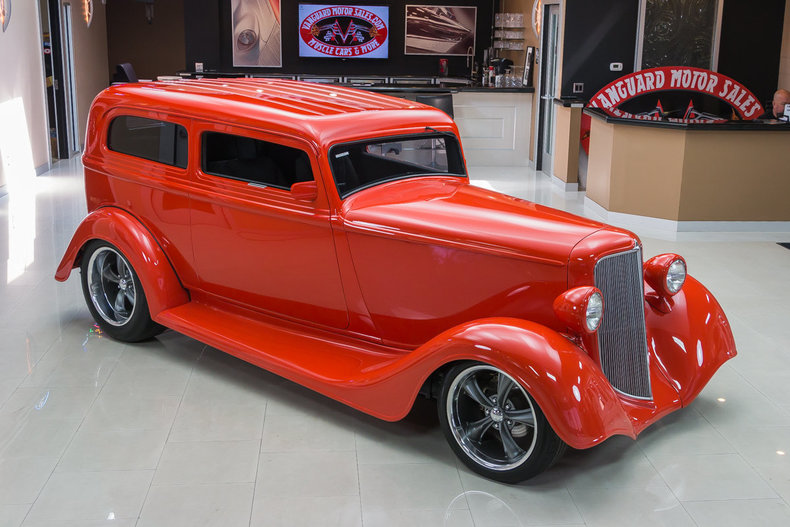 1934 Plymouth Sedan   Classic Cars for Sale Michigan