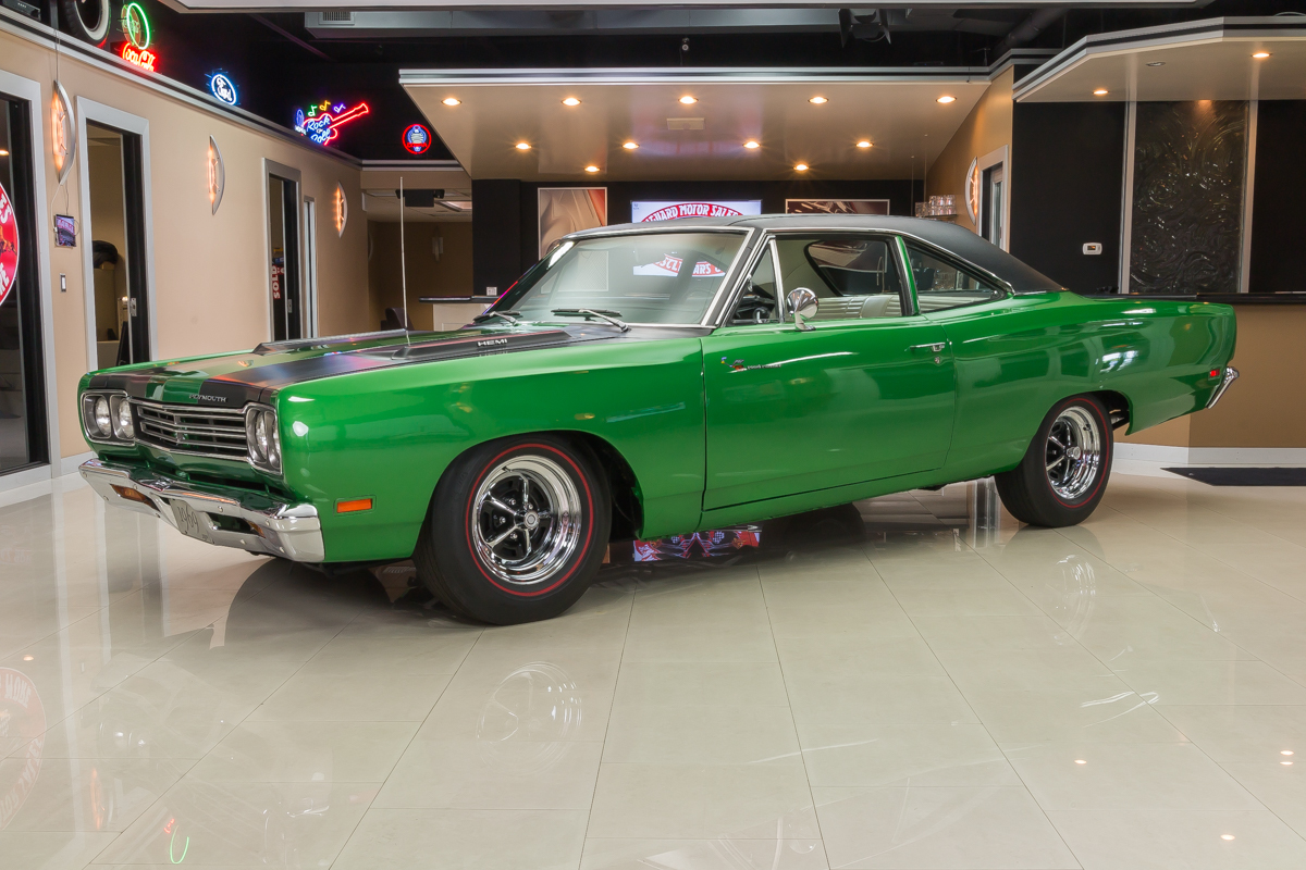 1969 Plymouth Road Runner Classic Cars For Sale Michigan Muscle 1941
