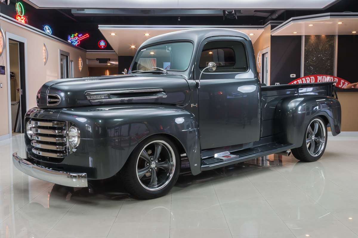 1950 Ford F1 Classic Cars For Sale Michigan Muscle Old 1949 Pick Up