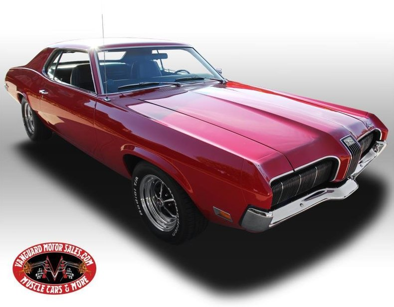 1970 Mercury Cougar | Vanguard Motor Sales