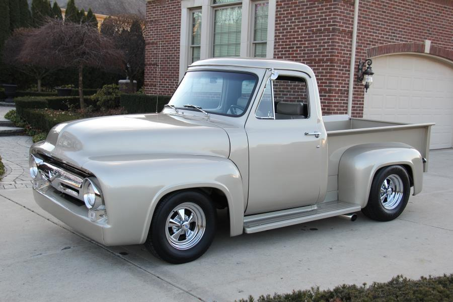 For Sale 1954 Ford F100