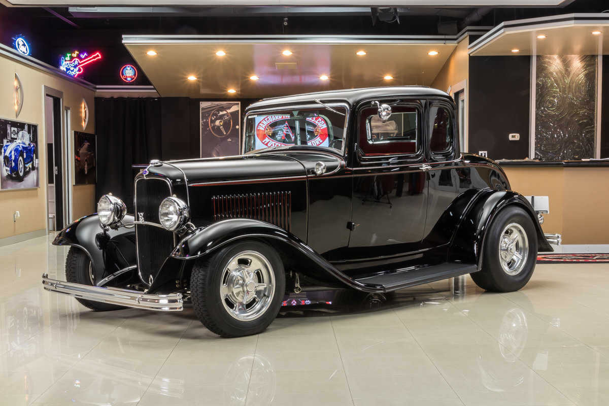 1932 Ford 5 Window Classic Cars For Sale Michigan Muscle Old 1969 Truck Hot Rod