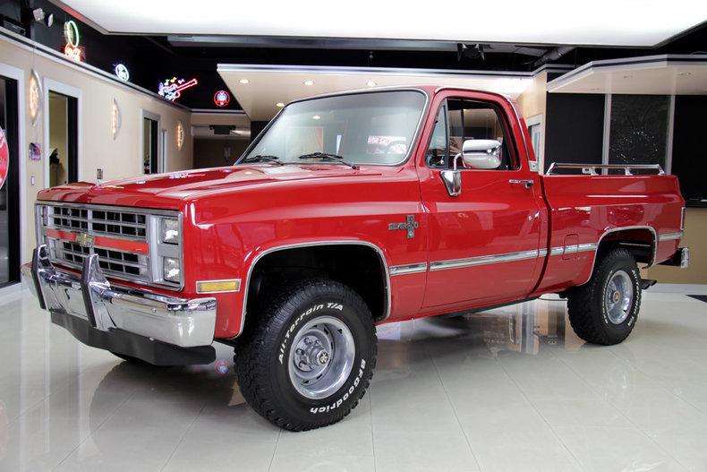 1985 Chevrolet Silverado | Vanguard Motor Sales