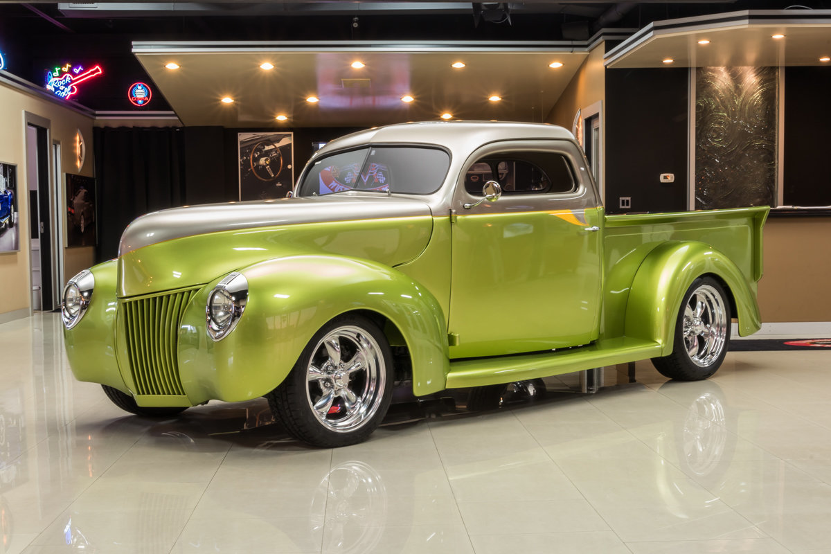 Inventory My Classic Garage 1951 1952 Ford Hot Rod Truck Pics