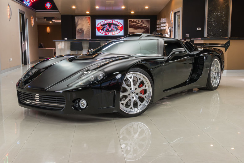 2010 Factory Five GTM