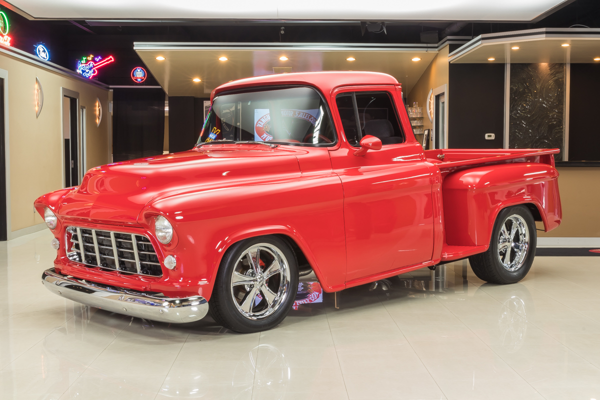 1956 Chevrolet 3100 Classic Cars For Sale Michigan Muscle Old 1949 Chevy Sedan Delivery 423866 91c2496a565256 Red Reshoot Exteriors 33471