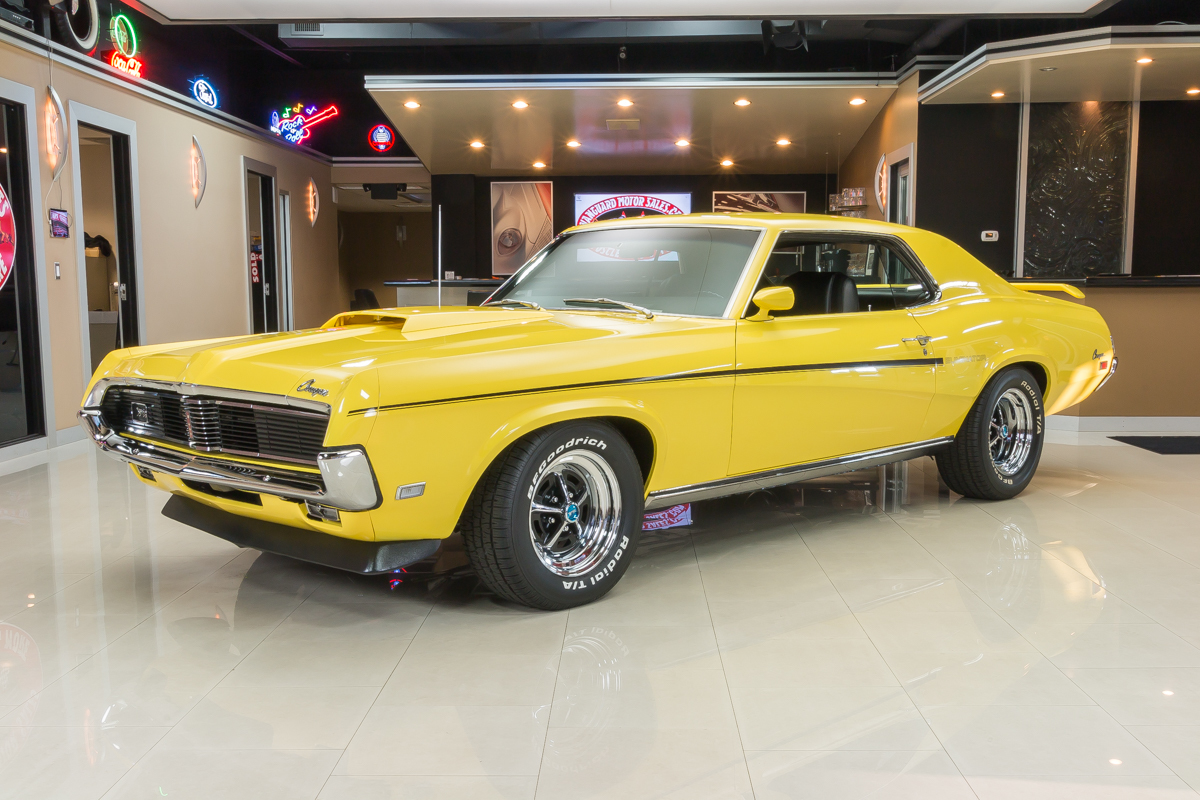 343405 5254d778b0a169 mecury cougar  yellow 00691