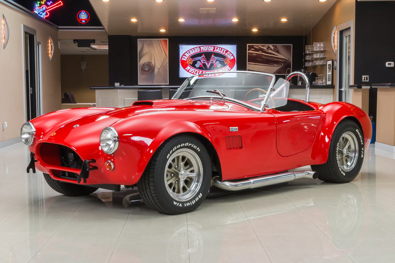 1964 Shelby Cobra Unique Motorcars For Sale 49833 Mcg