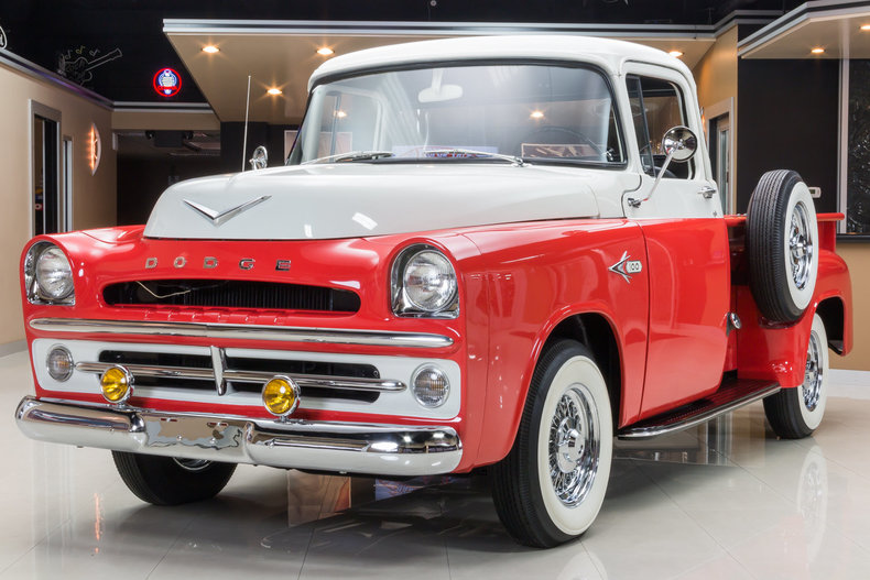 1957 Dodge D100 | Vanguard Motor Sales