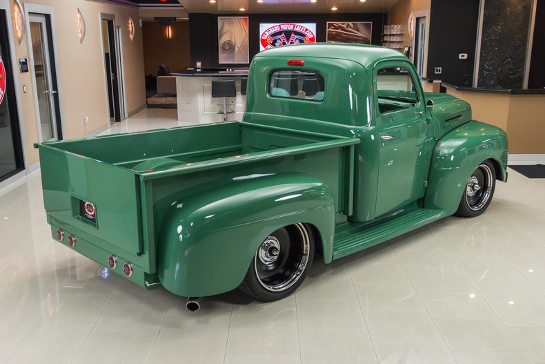 1948 ford f1 pickup for sale 51447 mcg for Vanguard motors plymouth michigan