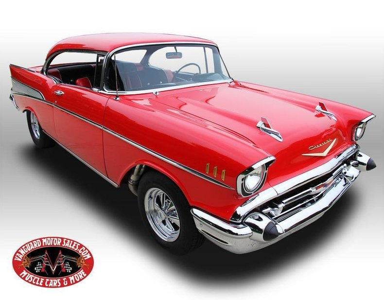 1957 Chevrolet Bel Air | Vanguard Motor Sales