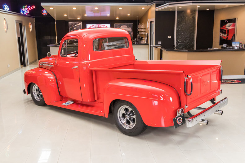 1951 ford f1 pickup for sale 49678 mcg for Vanguard motors plymouth michigan