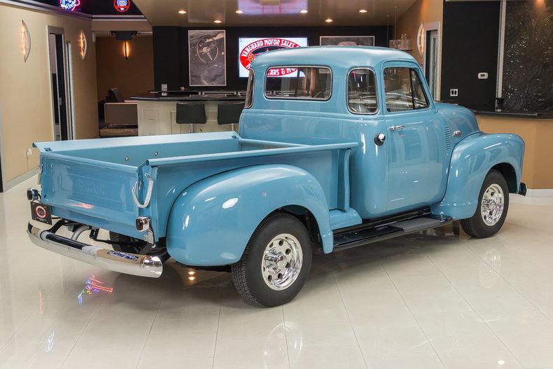 1952 Gmc 5 Window Pickup Vanguard Motor Sales