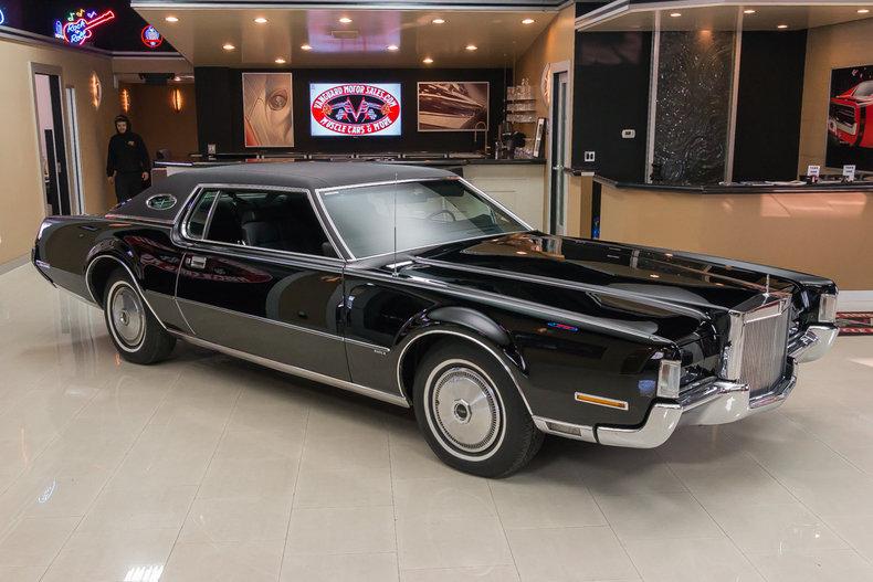 1972 lincoln continental vanguard motor sales. Black Bedroom Furniture Sets. Home Design Ideas
