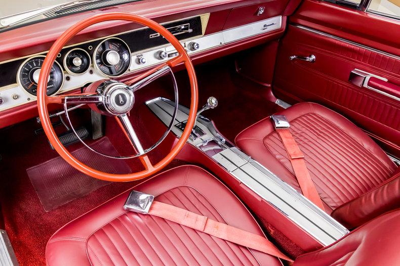 1967 Plymouth Barracuda Vanguard Motor Sales