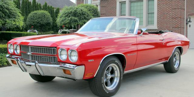 For Sale 1970 Chevrolet Malibu