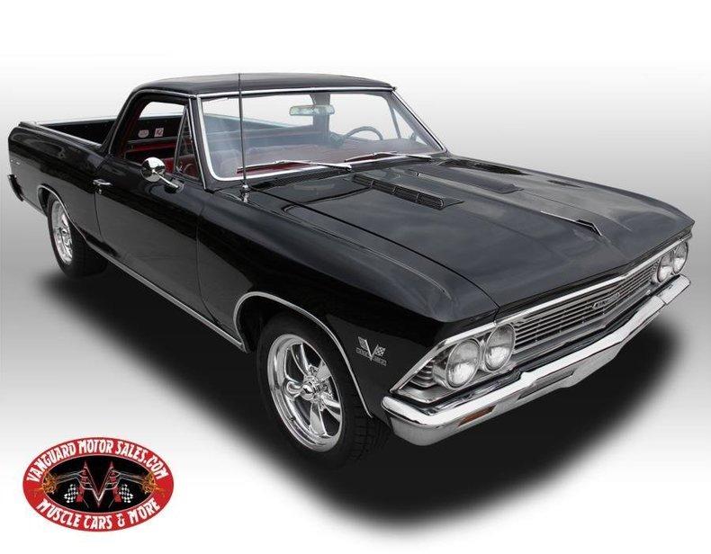 1966 Chevrolet El Camino | Vanguard Motor Sales