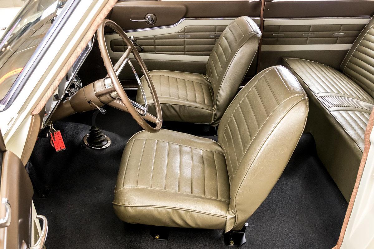 1964 Ford Fairlane Thunderbolt Tribute For Sale 89408 Mcg Bucket Seats