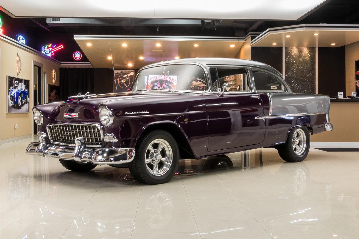 1955 Chevrolet 210 Vanguard Motor Sales