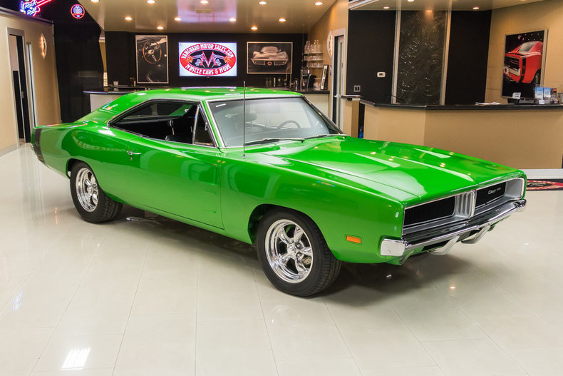 1969 dodge charger for sale 50720 mcg for Vanguard motors for sale