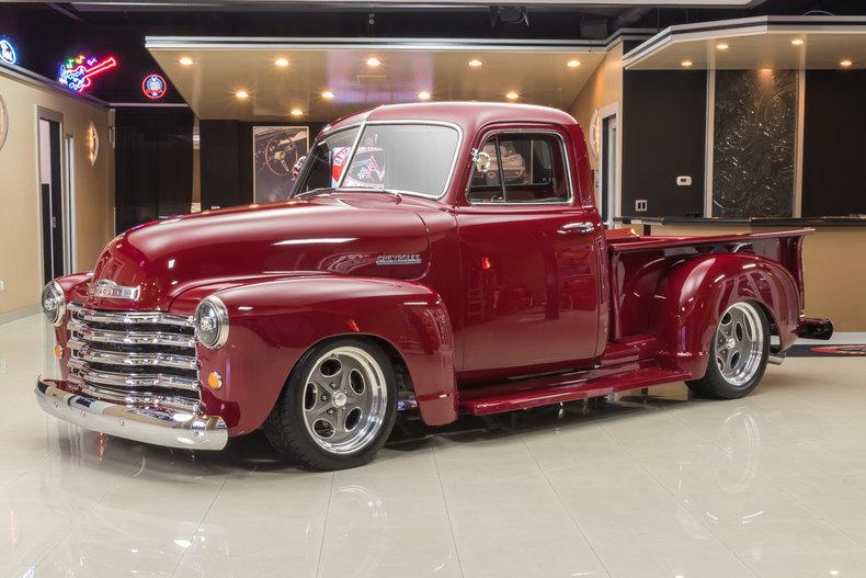 1953 Chevrolet 3100 Vanguard Motor Sales