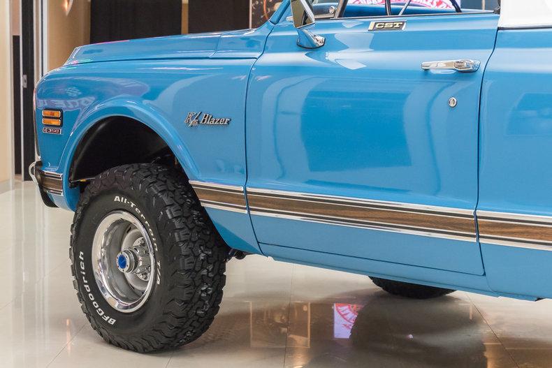 1971 1971 Chevrolet Blazer For Sale