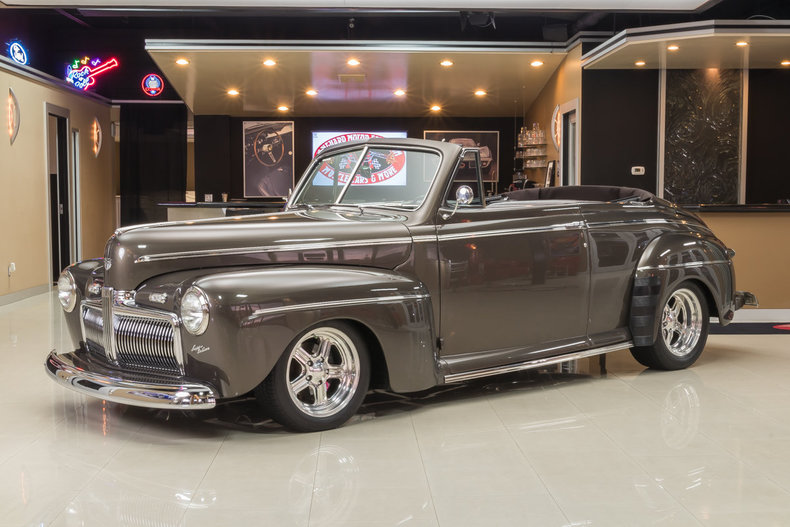 1942 Ford Cabriolet