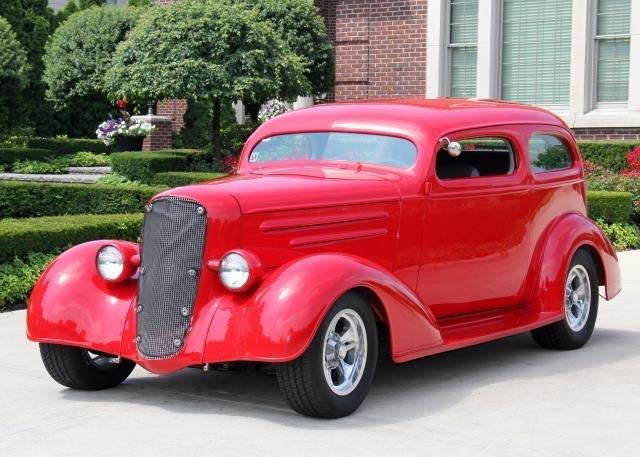 1936 Chevrolet Street Rod