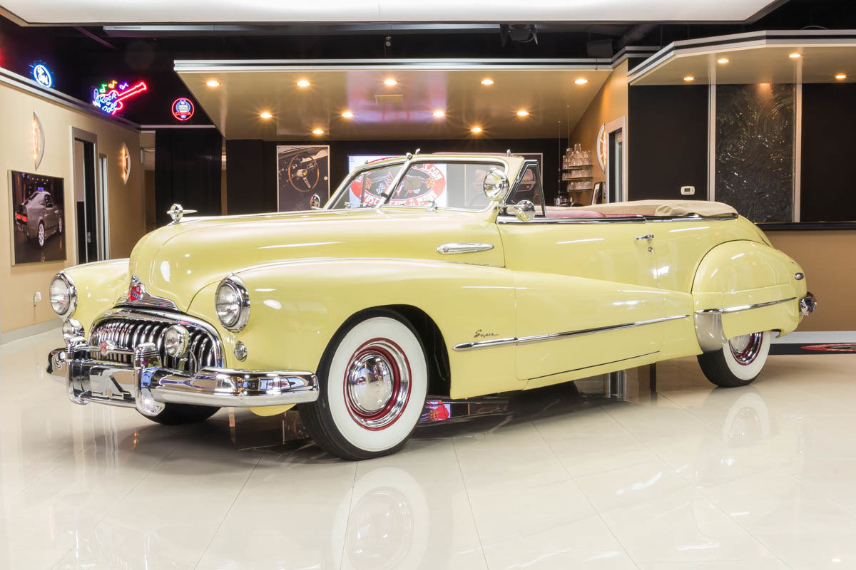 For Sale 1948 Buick Super