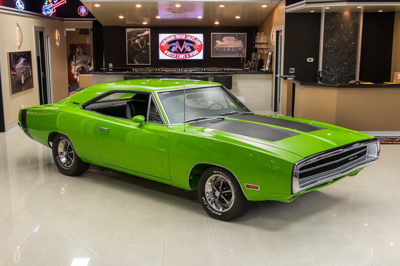 1970 dodge charger 500 for sale 51334 mcg for Vanguard motors plymouth michigan