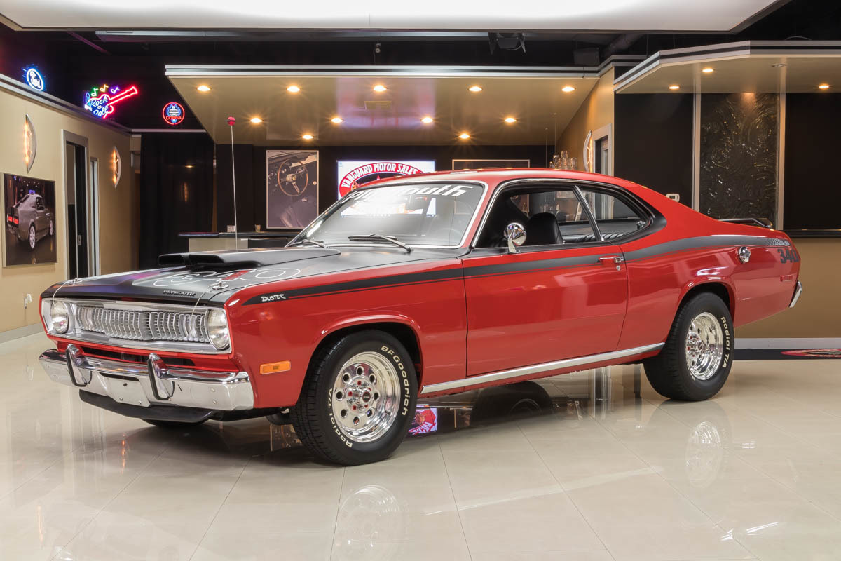 1972 plymouth duster classic cars for sale michigan muscle old rh vanguardmotorsales com 1974 Plymouth Wiring-Diagram 1970 Plymouth Road Runner Wiring Diagram Color