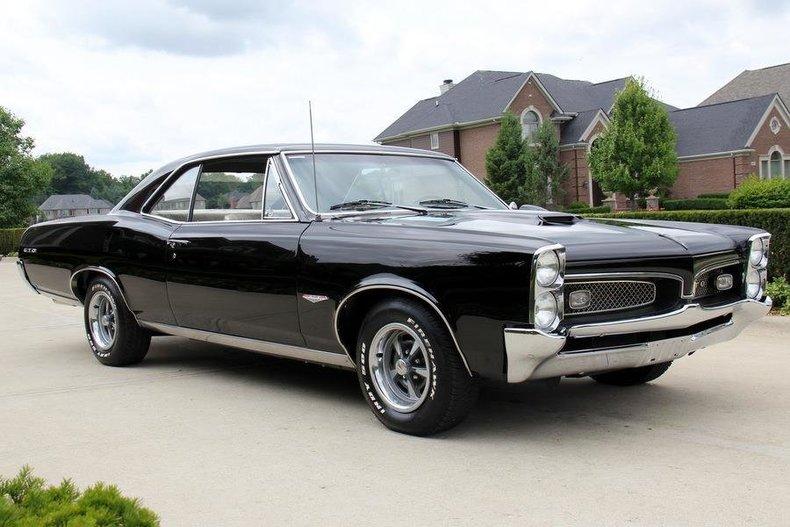 1967 Pontiac GTO Tribute