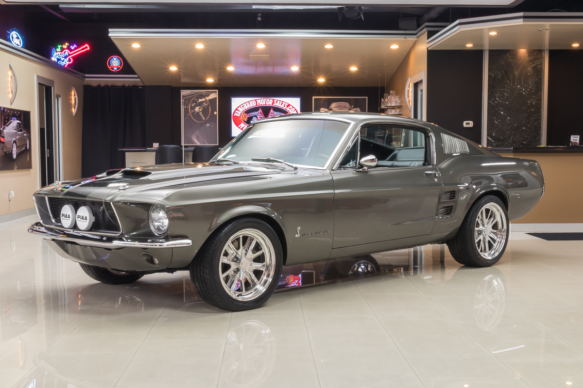 1967 Ford Mustang Classic Cars For Sale Michigan Muscle Old 1964 Paint Colors 493013 117fe8f49d0167 Pepper Gray 78061