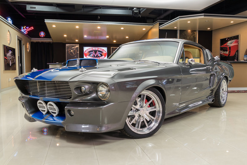 1967 ford mustang classic cars for sale michigan muscle old cars vanguard motor sales. Black Bedroom Furniture Sets. Home Design Ideas