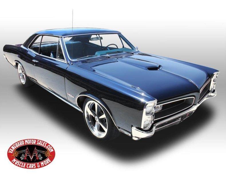 1966 Pontiac GTO | Vanguard Motor Sales