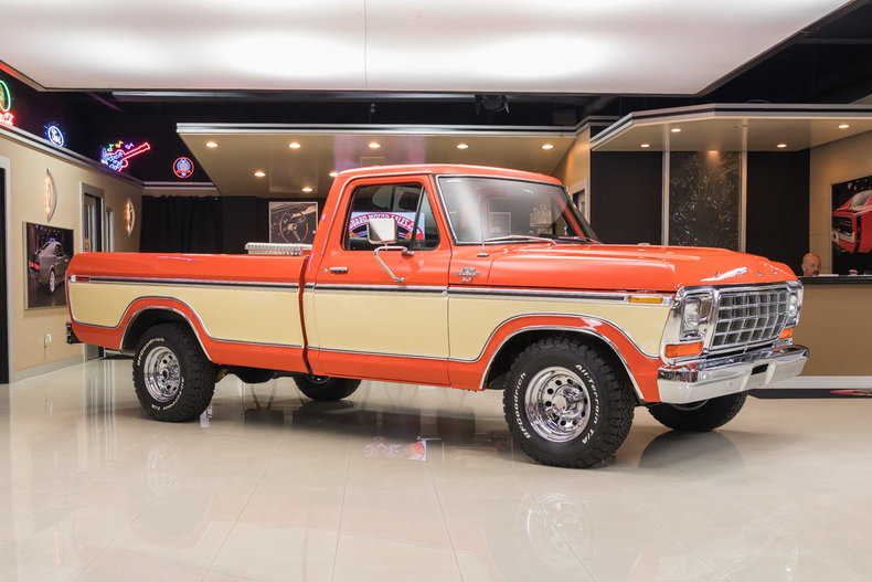 1979 Ford F150 XLT Pickup for sale #62859 | MCG