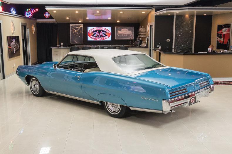1967 pontiac grand prix for sale 63918 mcg for Vanguard motors plymouth michigan