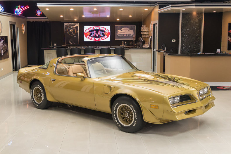 1978 1978 Pontiac Firebird For Sale